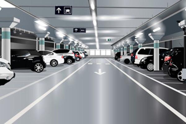 Parking en Poblenou